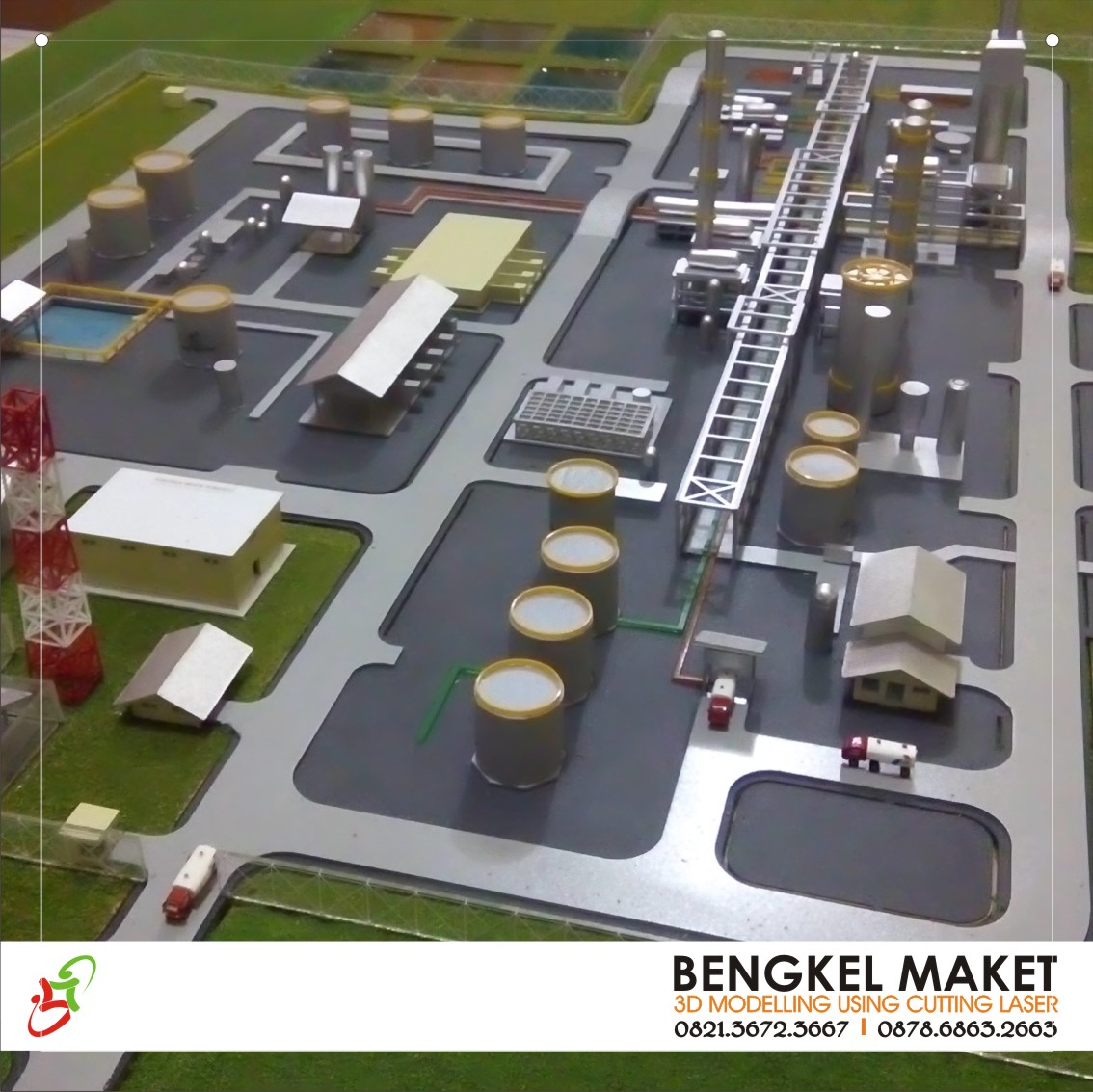 26. maket gas processing plant, CEPU.